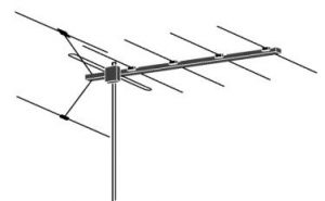 Fm antenne