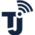 TJ Antenne og Parabolservice logo