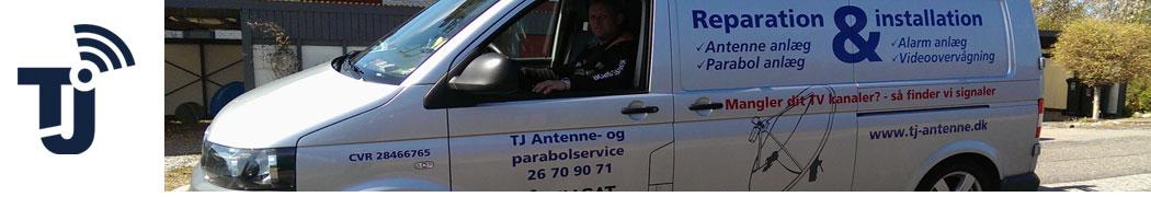 TJ Antenne og Parabolservice